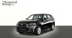 Armored BMW X5