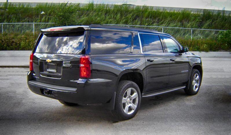 Armored Chevrolet Suburban 1500 full