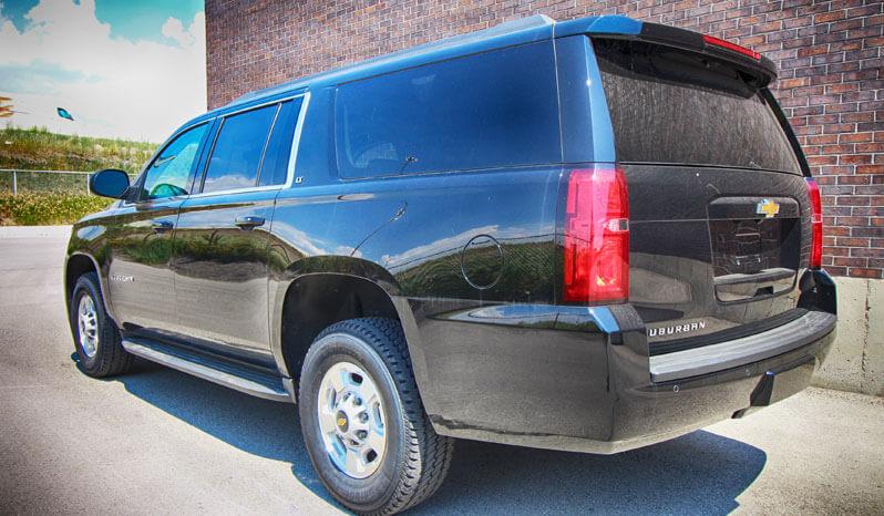 Armored Chevrolet Suburban 3500 full