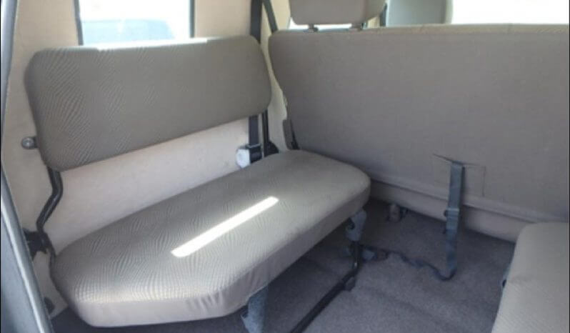 Armored Toyota Land Cruiser 76 Series full