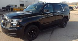 Armored Chevrolet Tahoe