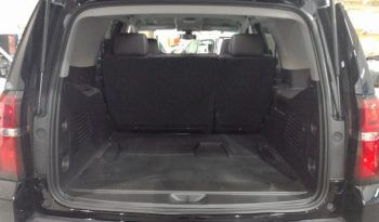 Armored Chevrolet Tahoe full