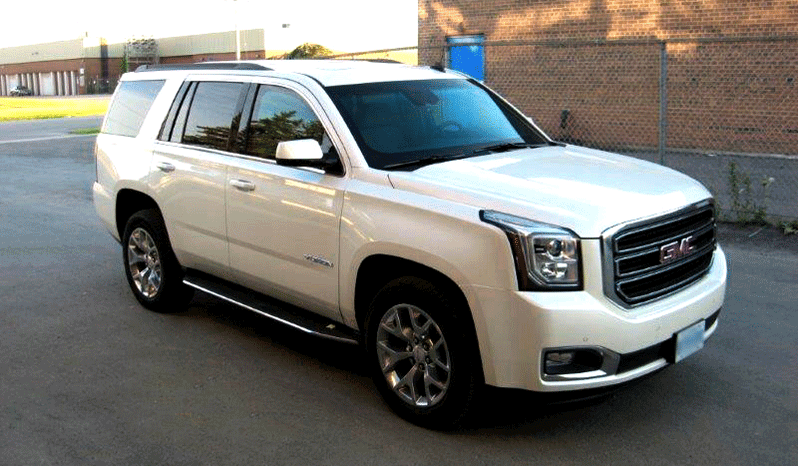 Armored Yukon Bulletproof Gmc Suv The Armored Group