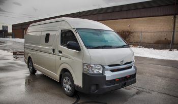 Armored Toyota Hiace full
