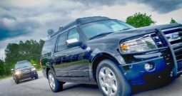 Armored Ford Expedition Presidential