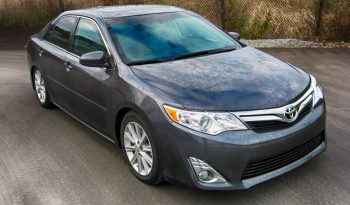 Armored Toyota Camry full