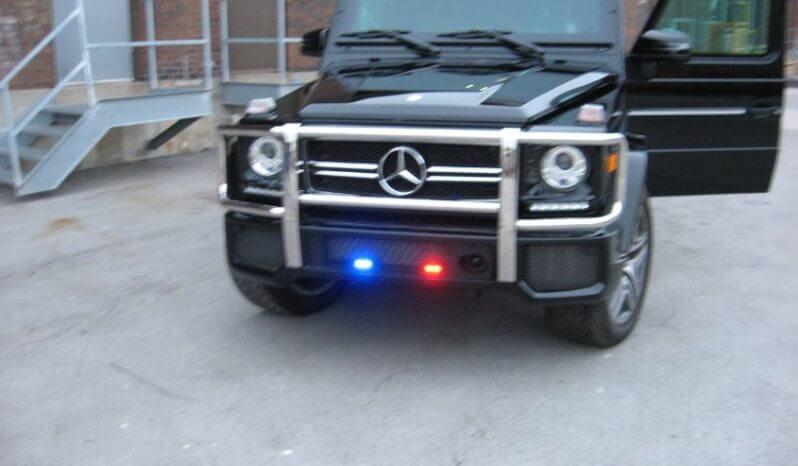 Armored Mercedes G Class full