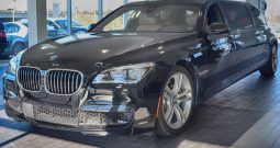 Armored BMW 7 Series Limousine