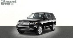 Armored Range Rover HSE