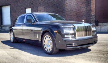 Armored Rolls Royce Phantom full