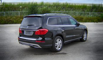 Armored Mercedes GL Class GLS full