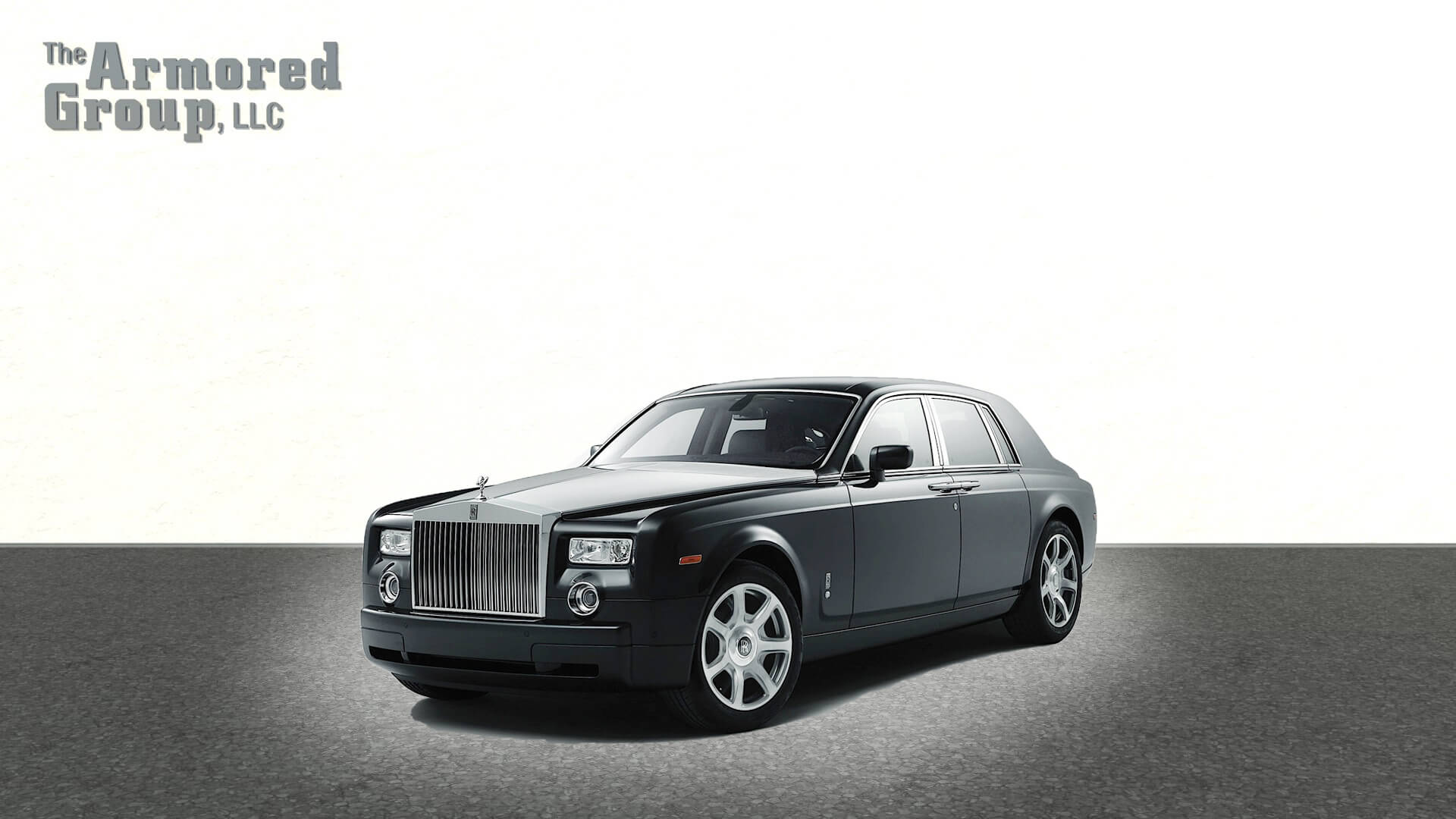 Armored Phantom Bulletproof Rolls Royce Sedan The Armored Group