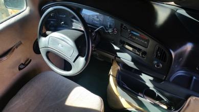 Ford E350 full