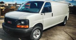 Law Enforcement: Raid Van-GMC
