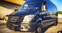 Law Enforcement: Raid Van-Sprinter/Warrant Van