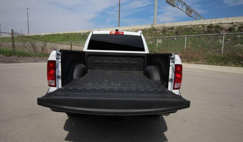 Armored Dodge Ram 1500 full