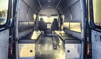 Law Enforcement: Raid Van-Sprinter/Warrant Van full