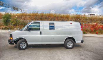 Armored Chevy/GM 2500 & 3500 Cargo Van full
