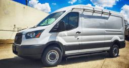 Law Enforcement: Raid-Ford Transit/Warrant Van