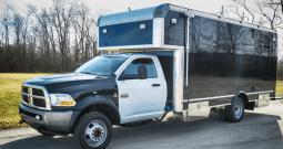 Law Enforcement: Equipment Dodge Truck