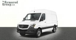 Armored Mercedes Sprinter Low-Med Roof