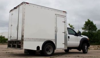 Armored Ford F550 CIT full