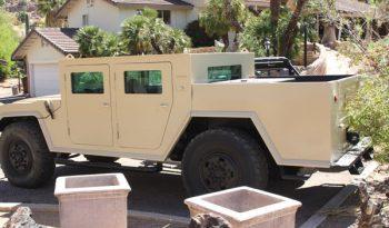Armored Hummer full