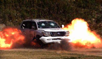 Toyota Land Cruiser (TLC) 200 Series VR7 VPAM full