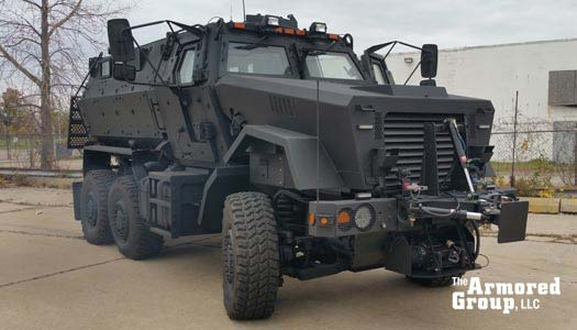 Armored Vehicles, Bulletproof Cars & Trucks: The Armored Group