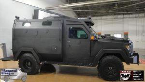 TAG Armored BATT AP