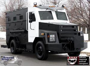 TAG Armored BATT XL