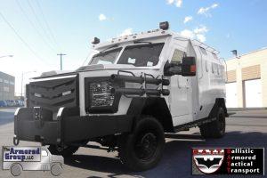 TAG Armored White BATT AP
