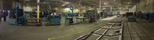 Company History of The Armored Group, LLC Inside look of manufacturing facility for TAG armored vehicles