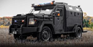 BATT armored vehicle