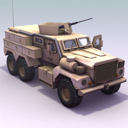 U.S. Military Looks Beyond MRAPs to Next Generation of Vehicles