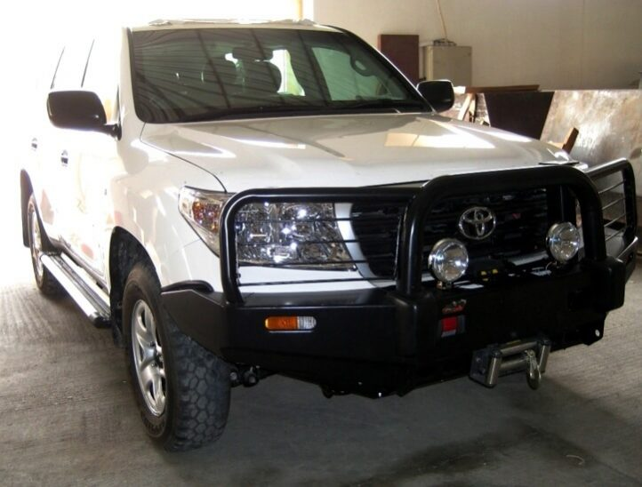 The Armored Group Toyota Landcruiser 200