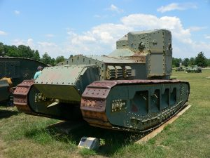 The Top 10 Coolest Armored Vehicles from History Mark A Whippet