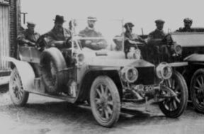 The Top 10 Coolest Armored Vehicles from History Rolls Royce Silver Ghost