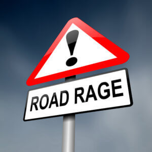 Tips for Protecting Yourself in a Road Rage Situation Road Rage Sign