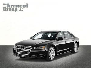 TAG Picture of armored Audi A8L W12 sedan