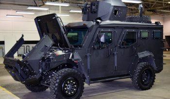 TAG BATT APX Copula M240 Side View Engine Bay Open