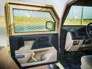 TAG BATT APX Driver Door Open