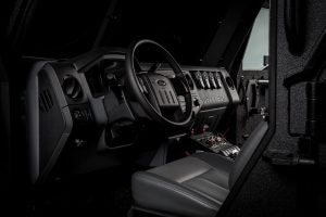 TAG BATT-APX interior with internal armored firewall