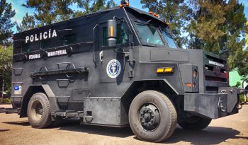 Picture of BATT-XL armored vehicle for law enforcement and tactical teams
