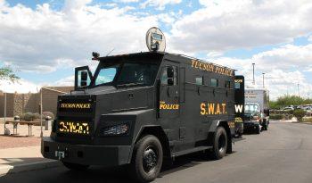 Picture of BATT-XL SWAT vehicle
