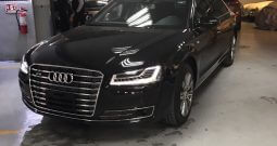 2015 Armored Audi A8 (VR9)