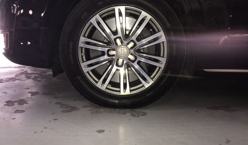 TAG 2015 Armored Audi A8 (VR9) Wheel Tire Rim