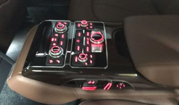 TAG 2015 Armored Audi A8 (VR9) Control Center