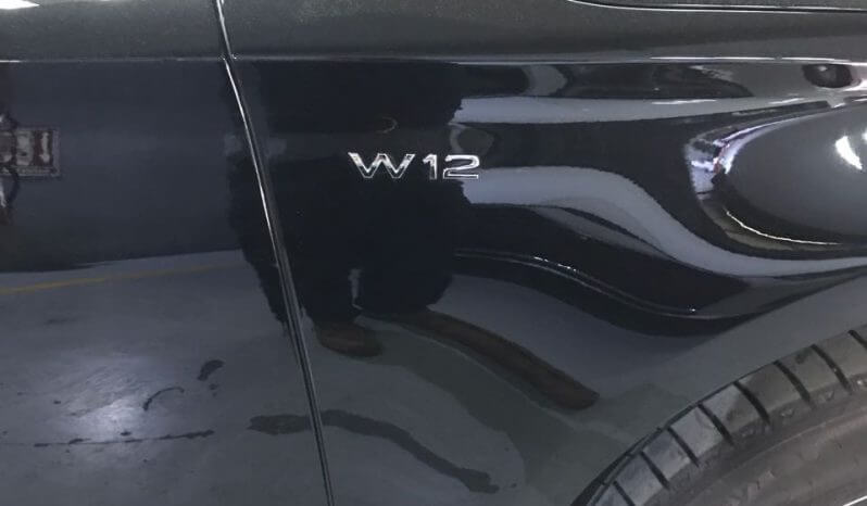 TAG 2015 Armored Audi A8 (VR9) W12