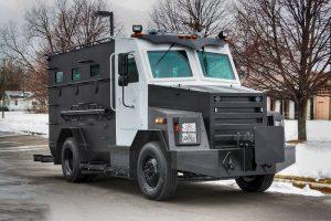 TAG SWAT BATT XL Passenger Front Corner